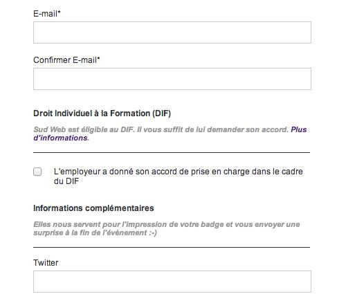 Beneficier Du Dif Le Blog De Sud Web